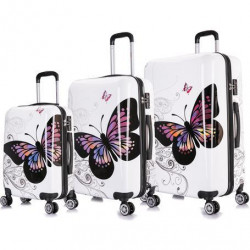 Prints Luggage Set