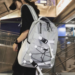 Sporty Reflective Backpack
