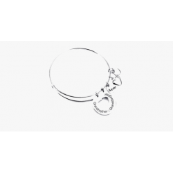 Grandmother Love Granddaughter Charm Bangle